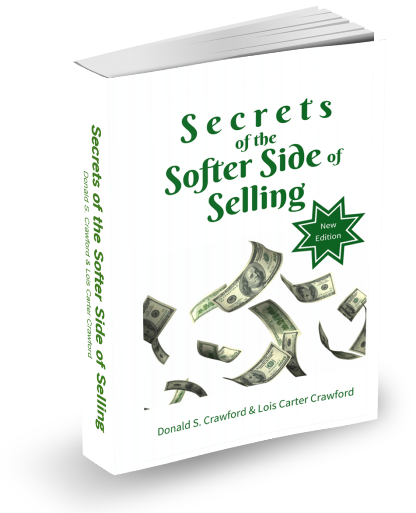 Secrets of the Softer Side of Selling