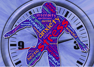 Goal Achieving Time Needs To Be Balanced With Stress Relieving Time