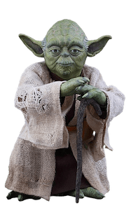 Like Yoda, the legendary Jedi Master from Star Wars great salespeople are wise and patient.