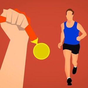 An unfair advantage benefits the competitor